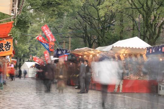 胡録神社のお祭り2018年7月14日